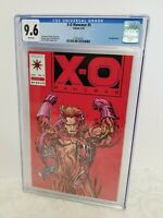X-O Manowar #5 CGC 9.6 White Pages 1992 Ax appearance Valiant 2128162021