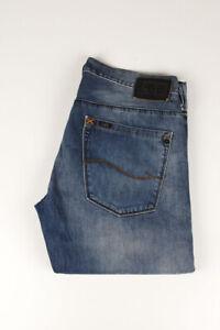 32059 Lee Ripley Blau Herren Jeans Größe 32/34