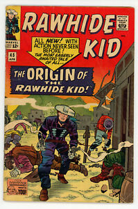 RAWHIDE KID #45 (Marvel 1965) VG condition NO RES