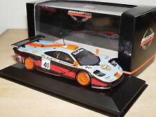 Mc LAREN F1 GTR #41 - 2e Le Mans 1997, 1er GT1 - 1/43e Minichamps