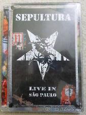 SEPULTURA - Live in Sao Paulo 2 × DVD