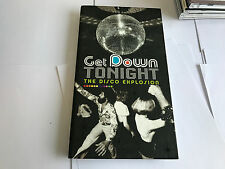 Get Down Tonight: THE DISCO EXPLOSION 3 CD SET NMINT/EX- 826663699623