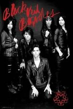 BLACK VEIL BRIDES Poster - Rock Group Full Size 24x36 ~ Andy Biersack Purdy