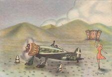 A5310) WW2, CASERTA, REGIA ACCADEMIA AERONAUTICA CORSO URANO.