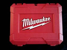 BRAND NEW MILWAUKEE M12  HIGH IMPACT CASE FOR 2401-22,2406-22,2407-22 & 2408-22