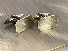 Deco 1940s Ww2 Style Cuff links Vintage Cufflinks Art