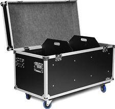 FLYHT Universal Case II, 120cm Transportcase Tourcase mit Rollen und Trennwänden