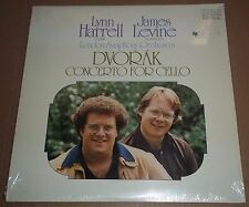 Lynn Harrell/James Levine DVORAK Cello Concerto - RCA ARL1-1155 SEALED