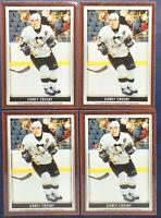 2006-07 Upper Deck Beehive #19 Sidney Crosby 4 Card Lot Pittsburgh Penguins