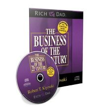 MLM The Business of the 21st Century CD NEW Robert Kiyosaki Audio Network Mkting