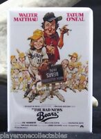 "The Bad News Bears Movie Poster 2"" X 3"" Fridge / Locker Magnet. Walter Matthau"