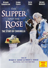 NEW DVD Slipper And The Rose Most Beloved Version Of Cinderella