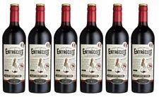 6x ENTRECOTE MERLOT CABERNET SYRAH 0,75l - Rotwein - Wein - Frankreich - Trocken