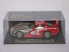 Fly Car Dodge Viper GTS-R EDICIÓN ESPECIAL 25 años Foot Locker #25 - Ref. E82