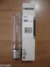 MAZDA MAC/2 lampada 100W E40 SAP vapori sodio alta pressione (NAVT100 SONT100)