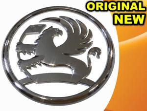 New Genuine Vauxhall GRIFFIN Badge Emblem Logo Astra Corsa Vectra Zafira 122mm