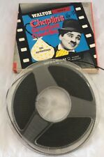 "VINTAGE SUPER 8 (8mm) CINE FILM, 400ft, CHARLIE CHAPLIN ""Il Cappello Adventurer"""