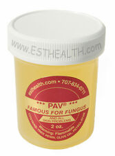 PAV 2oz salve, ointment, first aid, natural fungus fighter, antibiotic