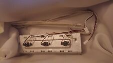 Miele GENUINE dryer Heater Bank 5530341 PT7136 INCLUDES c/o stats