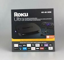 Roku 4670RW Ultra 4K/HD/HDR Streaming Media Player