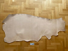 Vegetable Tan Leather 1,8-2,2 mm Natural Side Full Grain High quality Cow Bull