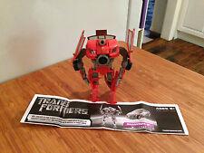 Transformers Movie Deluxe Decepticon Swindle (2007).