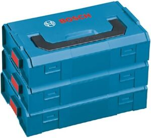 BOSCH L - BOXX 3 boxes sets