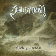 "Dead by Dawn ""Living Legacy"" CD [sophisticated technical death metal]"