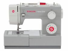 SINGER 4411 Heavy Duty Sewing Machine with Metal Frame and Stainless Steel Be...