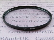 86mm UV Ultra Violet Filter For Panasonic,Sigma,Samsung,FujiFilm,Nikon,Sony Lens