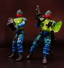GI Joe Overkill 2004 v4 BAT Leader Lot of 2