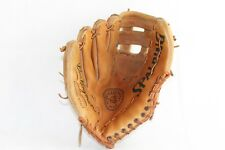 "Spalding 42-5308 Leather 13"" Lht Baseball Glove Mitt Dave Kingman Model"