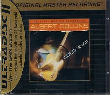 Collins, Albert Cold Snap MFSL Gold CD Neu OVP Sealed