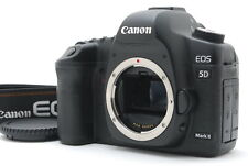 【Exc+3】Canon EOS 5D Mark II 21.1 MP DSLR Camera Body Only From Japan #1038