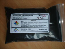 1000 grams Potassium Permanganate ( KMnO4 ) High Quality  Crystals