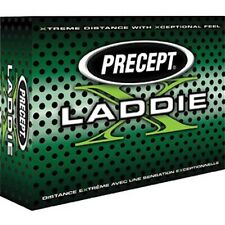 PRECEPT LADDIE X 6 DZ GOLF BALLS - WHITE - NEW IN BOX