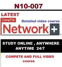 Comptia Network+ N10-007  FULL video course