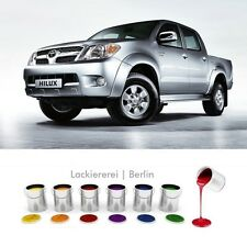 Toyota Hilux 2005-2012 KOTFLÜGEL VORNE PROFESSIONELL LACKIERT IN WUNSCHFARBE!