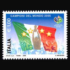Italy 2006 - Italy Football World Champions Soccer Sports - Sc 2767 MNH