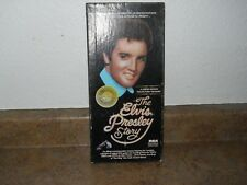 The Elvis Presley Story - Limited Edition 3 Cssette Collector's Treasury