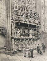 Rouen Tombeau of Cardinals D'Ambroise 1879 Henri Halloween (1849-1911)