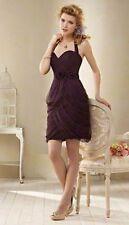 NWT ~ Modern Vintage Deep Plum Tulle Bridesmaid / Formal Dress - Size 14
