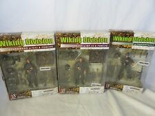 Dragon WWII German Wiking Division Action Figures 3 Different Soldiers 1/18 #2