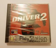 Driver 2 Back on the Streets PAL España completo Sony PlayStation PS1 PSX PSOne