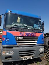 More details for erf tractor unit natural gas cng powered
