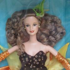 Sunflower Barbie Doll 1998 Inspired By The Vincent Van Gogh Paintings NRFB