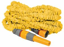 [Brand New 2021] Hose Lock 30m Super Hose Hosepipe, Yellow & Grey