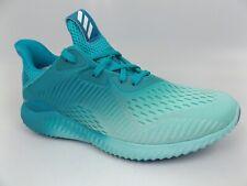 Adidas alphabounce em W Para mujeres Zapatos Atléticos Correr Talla 9.0 M, Azul/Azul, 17205