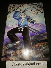 Jak's store Tessa Sketch Usagi Yojimbo #6 variant IDW virgin cover comic book