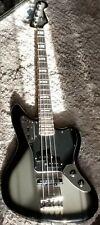 Fender Troy Sanders Jaguar Bass Silverburst with rosewood fretboard